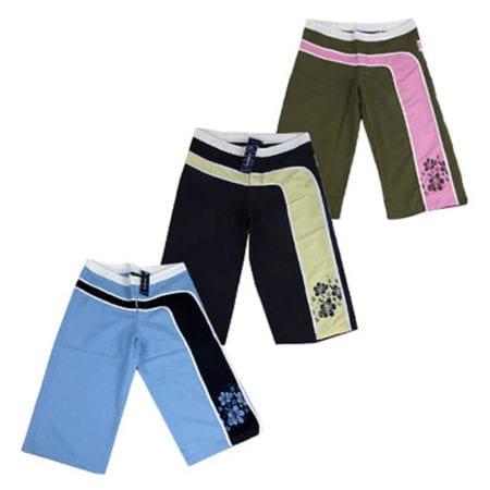 Board-Shorts-Boardies-Below-Knee-Length-Sz-8-10-12-14-Womens-Blue-Yellow-Pink-222337813312