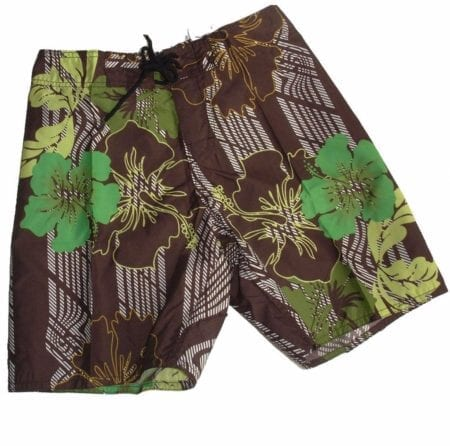 Boardies-Board-Shorts-Sz-28-42-MENS-Brown-Tropical-Swim-Surf-Green-White-221309555223