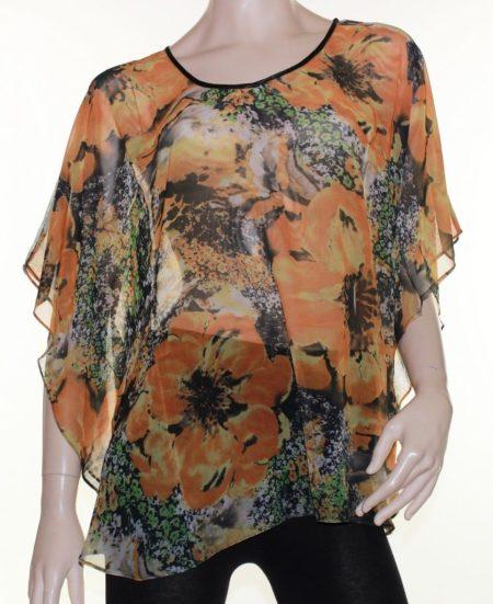 Kaftan-Top-Caftan-Blouse-Batwing-Plus-Size-8-26-Women-Sheer-Resort-Cover-Up-222291487861