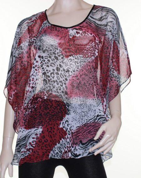 Kaftan-Top-Caftan-Blouse-Batwing-Plus-Size-8-26-Women-Sheer-Resort-Cover-Up-222291579897