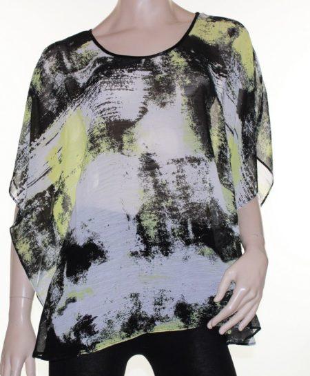 Kaftan-Top-Caftan-Blouse-Batwing-Plus-Size-8-26-Women-Sheer-Resort-Cover-Up-322304112281