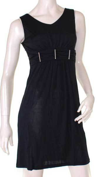Black Dress Cocktail Races Formal Plus Size 10 12 14 16 18 20 EVERSUN Evening