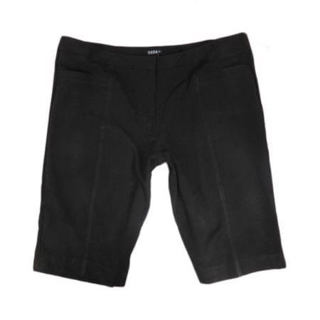 Black PVL Shorts TARGET MODA Plus Size 16 - 26 Women Stretch