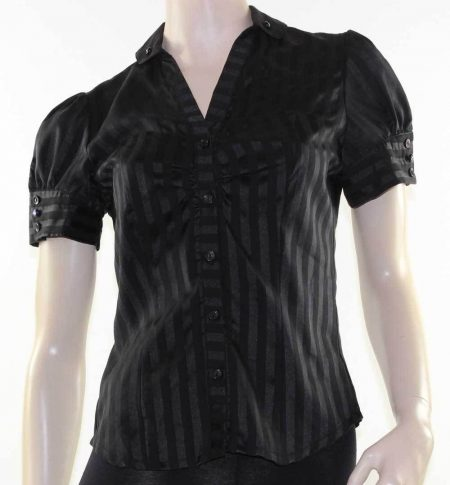 Black-Shirt-Blouse-Office-Work-HOT-OPTIONS-Target-Size-8-10-12-14-16-Women-221621193677