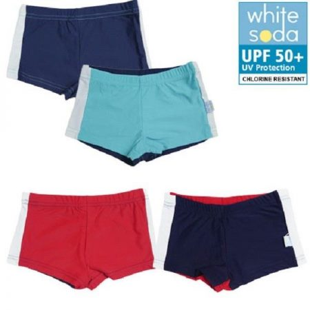 Boys Swim Shorts Sizes 00 to 8 Swimwear Bathers 3 Designs to Choose From