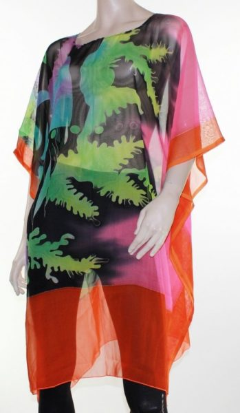Kaftan-Dress-Caftan-Long-Plus-Size-10-30-Women-Colourful-Sheer-Resort-Cover-Up-222292620101