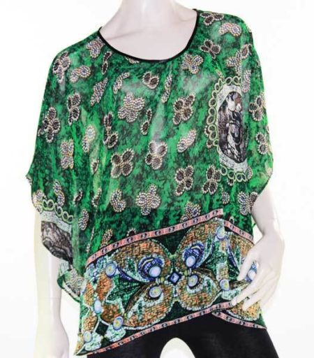 Kaftan-Top-Caftan-Blouse-Batwing-Plus-Size-8-26-Women-Resort-Wear-Cover-Up-322552777430