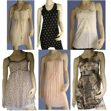 Wholesale Bulk Lot 16 x Dress Tops Designer Muska Ink Sizes 8 10 12
